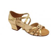 Обувь для девочек (Золото 3)