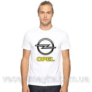 Футболка  Опель 2 (Opel)