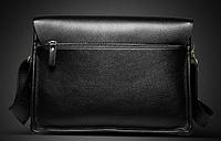 Мужская кожаная сумка. Модель 61291, фото 4