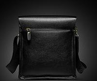 Мужская кожаная сумка. Модель 61291, фото 8