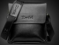 Мужская кожаная сумка. Модель 61291, фото 6