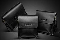 Мужская кожаная сумка. Модель 61291, фото 10