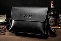 Мужская кожаная сумка. Модель 61291, фото 3
