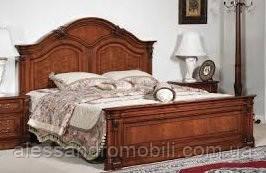 Кровать деревянная Rafael 305, производство Китай - Alessandro Mobili в Одессе
