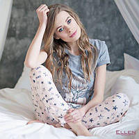 Жіночі піжами та комплекти з брюками