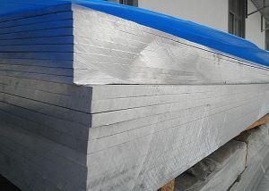 Алюминиевая плита 2017 аналог Д1Т 50 мм