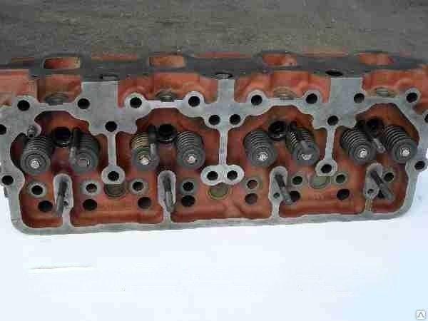 Головка блока цилиндров А-41 (43-06С9), фото 2