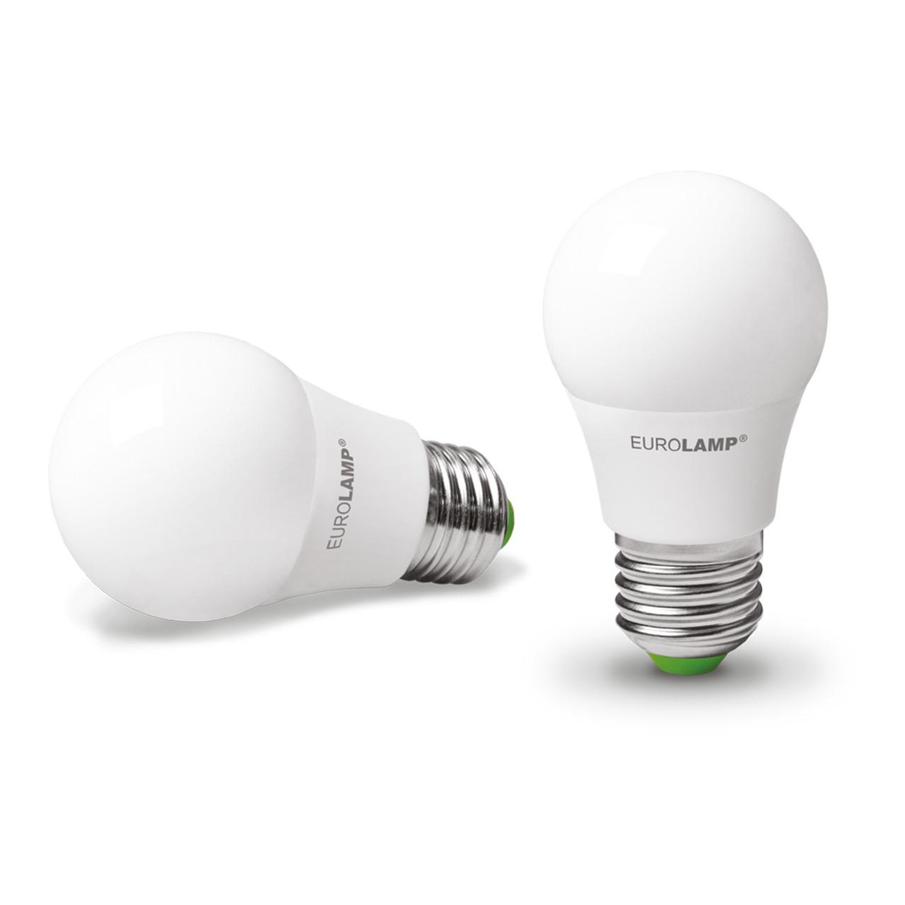 EUROLAMP LED Лампа EKO A50 7W E27 3000K, фото 1