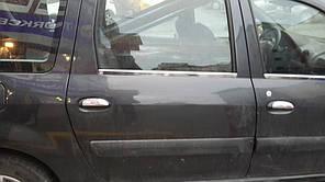 Комплект накладок на ручки Dacia Logan MCV 2008-2014 (4шт)