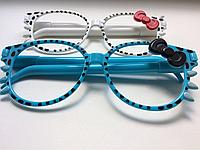 Ручки - очки, ручки в виде очков