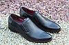 Классические мужские туфли из натуральной кожи