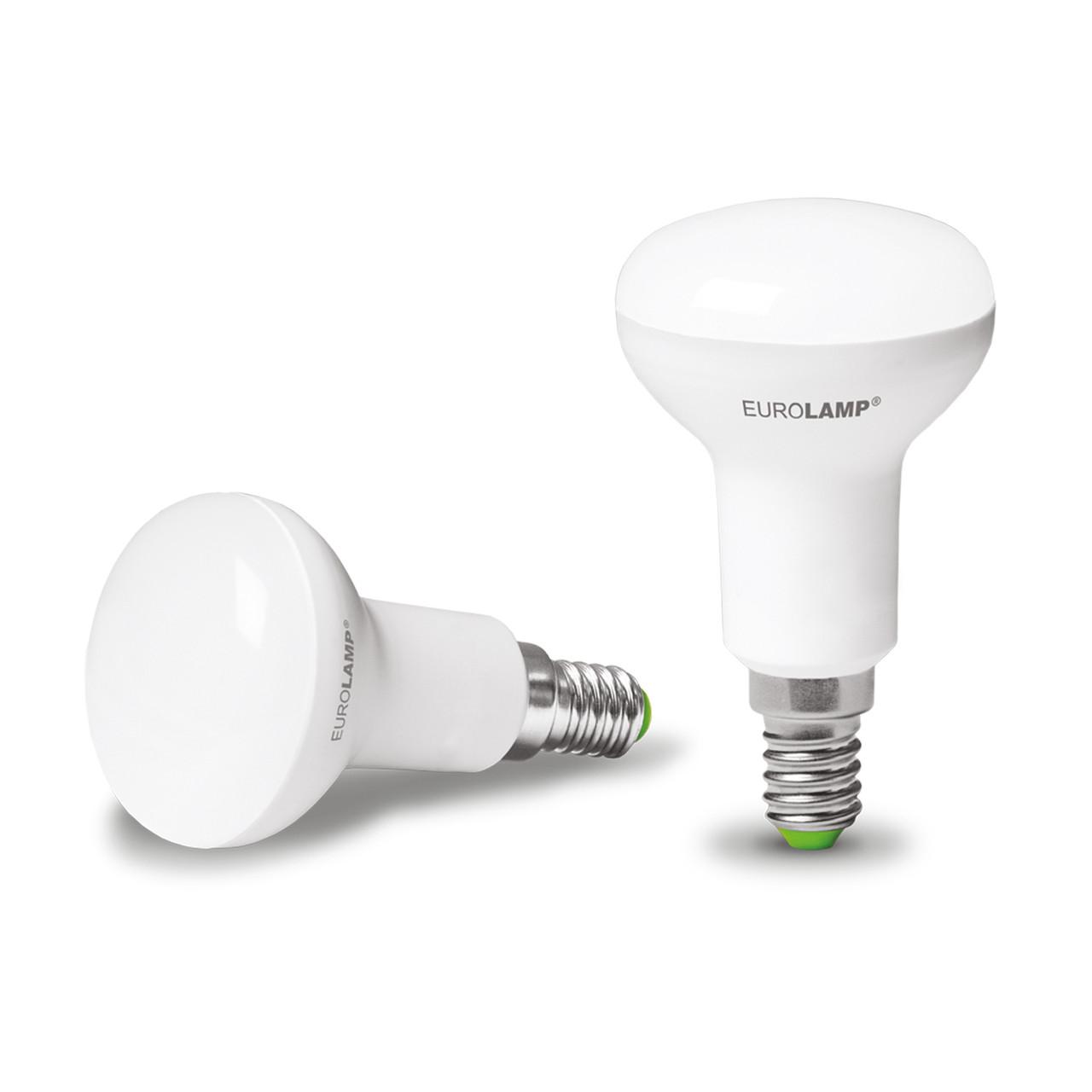 EUROLAMP LED Лампа ЕКО R50 6W E14 3000K