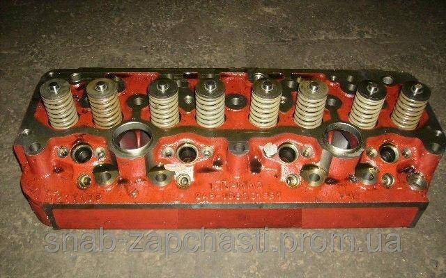 Головка блока цилиндров Д-245 МТЗ, ПАЗ 245-1003012 (пр-во ММЗ), фото 2