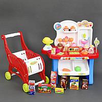 СУПЕР ХИТ! игровой набор супермаркет (41 предмет,музыка,свет),игрушечнаякухня