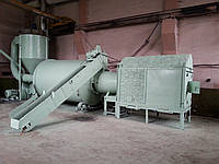 Украина. Линия АВМ 0-65 производства брикетов, фото 1