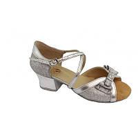 Обувь для девочек (Серебро 3)