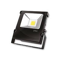 EUROELECTRIC LED COB Прожектор с радиатором 20W 6500K modern, фото 1