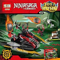 """Конструктор Lepin Ninja 06044 (аналог Lego Ninjago 70624) """"Алый захватчик"""", фото 1"""