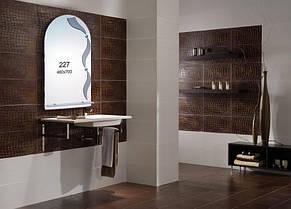 Зеркало для ванной комнаты 400х700 мм Ф227, фото 2