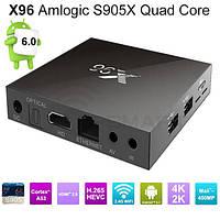 Приставка X96 TV Box 2/16gb ТВ приставка мини ПК Amlogic S905X