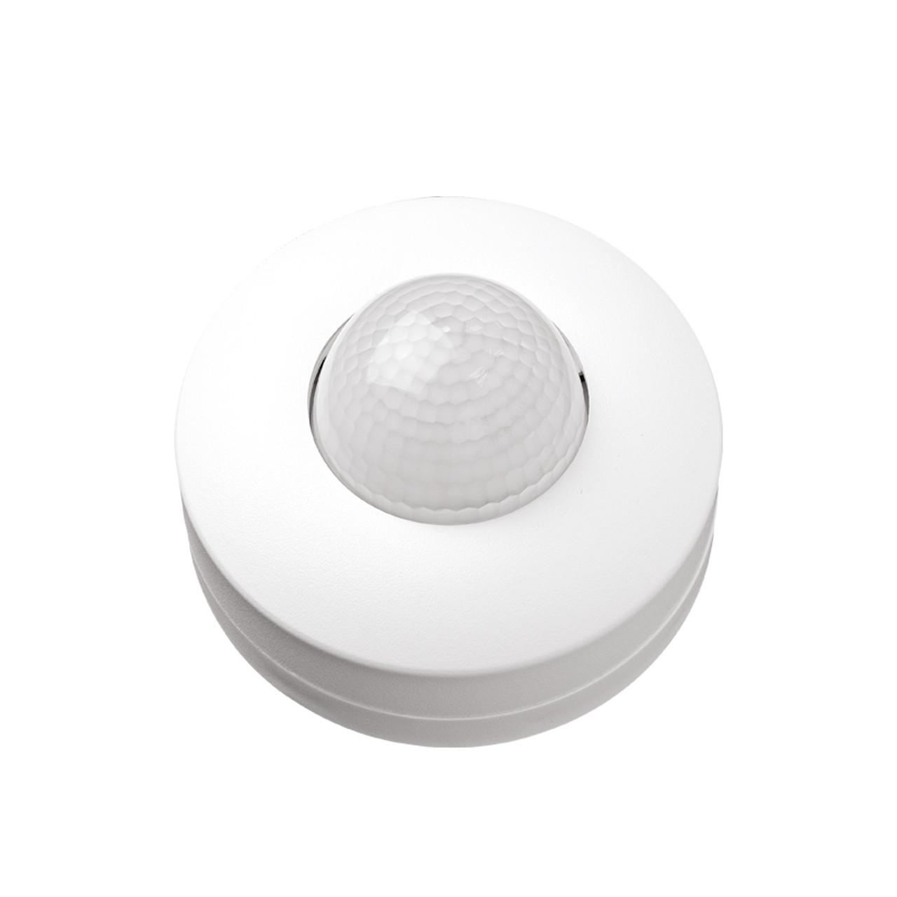 EUROELECTRIC Датчик движения «НЛО мини 3D» белый