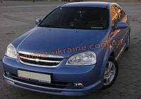 Накладка GM на передний бампер для Chevrolet Lacetti 2004-2013 седан