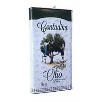 Масло оливковое Contadina Olio Extra Vergine di Olive 5л. (gr) (Италия)