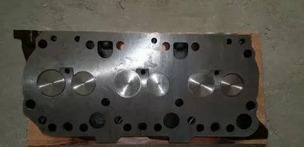 Головка блока цилиндров СМД-31 31-06С3 (31-06С3-1, 31-06С4-1), фото 2
