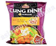 Лапша быстрого приготовления Cung Dinh со вкусом свинины и грибов 80 г