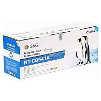 Картридж аналог HP CB541A и Canon 716 cyan (G&G NT-CB541A)