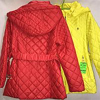 Куртка детская модная весна осень для девочки