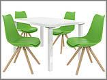 """Набір """"Amareto"""": стіл + 4 крісла, фото 2"""