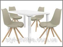"""Набір """"Amareto"""": стіл + 4 крісла"""