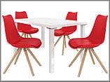"""Набір """"Amareto"""": стіл + 4 крісла, фото 4"""