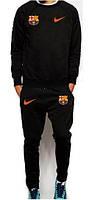 Костюм футбольный FC Barcelona (Nike) черный