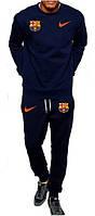 Костюм футбольный FC Barcelona (Nike) синий