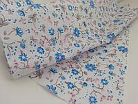 Хлопковая ткань для пэчворка, рукоделия 20х24 см