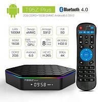 Приставка Sunvell T95Z Plus TV Box ТВ приставка Amlogic S912 2/16gb