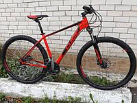 Велосипед найнер Cube AIM SM ER29 ростовка 19