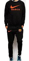 Тренировочный костюм FC Barcelona (Nike) черный