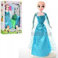 Фрозен Кукла с нарядом 318A2  FR, 28 см, платье 2 шт, обувь