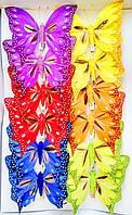 Бабочки из перьев арт.282716