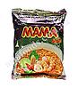 Лапша быстрого приготовления Том Ям с вкусом креветки MAMA 60 г