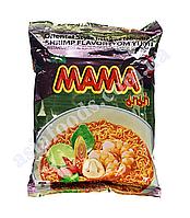 Лапша быстрого приготовления Том Ям с вкусом креветки MAMA 79 г