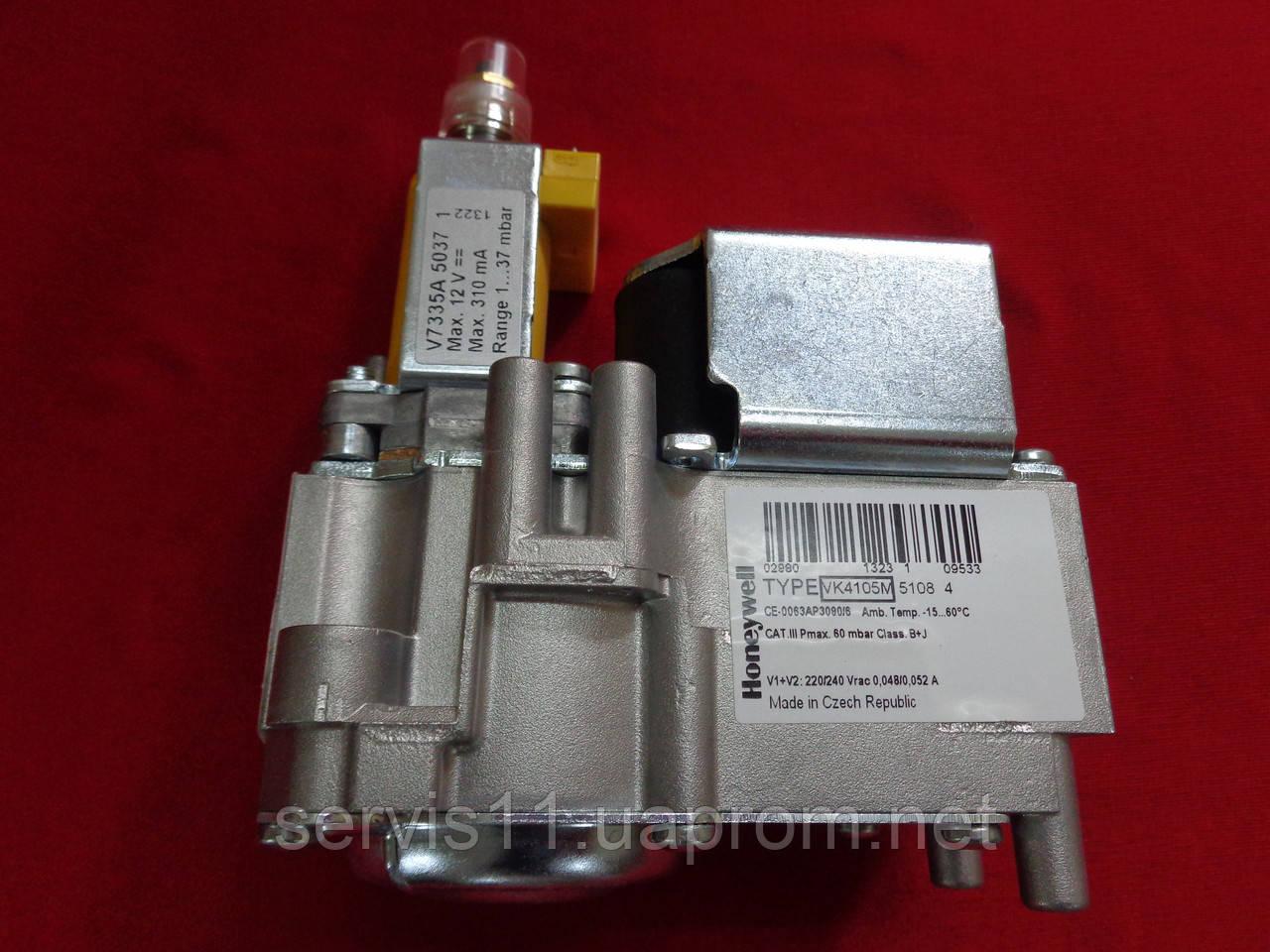 Газовый клапан Honeywell VK 4105 M(5108 4) BAXI/WESTEN 5665210