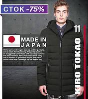Мужская зимняя модная японская куртка Киро Токао - 8803