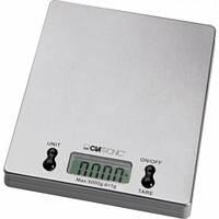 Весы кухонные Clatronic 3367 KW silver