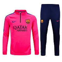Футбольный тренировочный костюм. Пошив по вашему эскизу. Вышивка только Найк