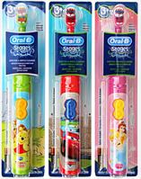 Детская зубна щётка