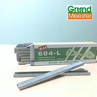 Скобы для степлера для фиксации растений 4*6мм, 5000 шт, GrondMeester (Италия)